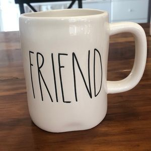 Rae Dunn Friend mug